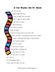 Dr. Seuss Poetry and Writing Bundle, National Poetry Month, Literacy