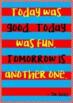 Dr Seuss Posters Bundle