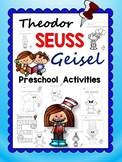 Dr. Seuss  Preschool Activities And Kindergarten - Coloring Pages and More....