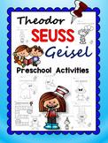 Dr. Seuss Week And Read Across America Activities - Presch