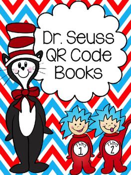 Dr. Seuss QR Code Books