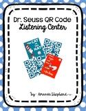 Dr. Seuss Books QR Code Listening Center