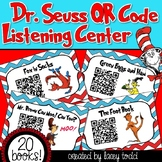 Dr. Seuss QR Listening Center (NO PREP!)
