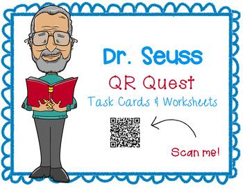 Dr. Seuss QR Quest