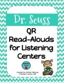 Dr. Seuss QR Read-Alouds (Listening Center)