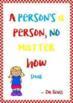 Dr Seuss Quotes Posters Bundle 2