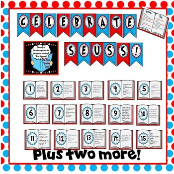 Dr. Seuss**Quotes from Books! Bulletin Board-Read Across America!
