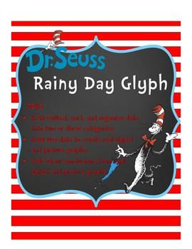 Dr. Seuss Rainy-Day Glyph