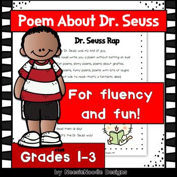 Dr. Seuss Rap Poem