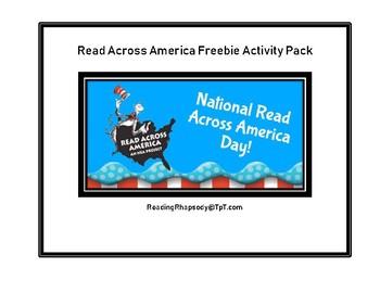 UPDATED-Dr. Seuss Read Across America Activities