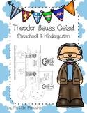 Dr. Seuss (Read Across America) Preschool and Kindergarten March 2nd
