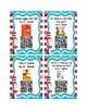 Listen to Reading QR Code Cards - Dr Seuss UPDATED