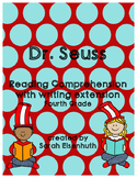 Dr. Seuss Reading Comprehension with Writing Extension Fou