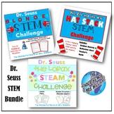 Dr. Seuss Reading STEM Bundle- 3 Different Literature Base