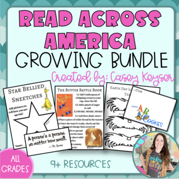Dr. Seuss Resource Bundle