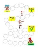 Dr. Seuss Reward Chart