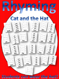 Dr. Seuss Rhyme Hat Activity - TWO VERSIONS(_ook) - Studen