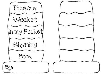 Dr. S Rhyming Book: Read Across America Week