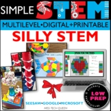 Read Across America Activities - 8 STEM Challenges - Dr. S