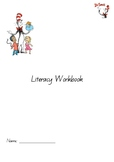 Dr Seuss Six Week Literacy Workbook
