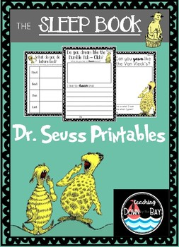 Original on dr seuss activities kindergarten