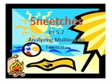 Dr. Seuss ~ Sneetches Charts