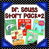 Dr Seuss Story Pack #2