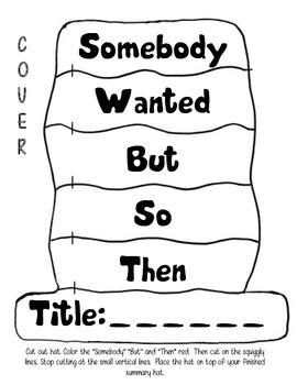 Dr. Seuss Summary Craft