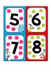 Dr Seuss 1-8 Number Label Signs PDF