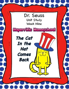 Dr. Seuss The Cat In The Hat Comes Back Unit 9