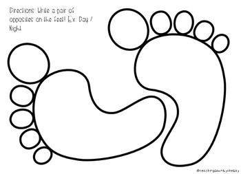 Dr. Seuss The Foot Book