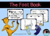 The Foot Book printables