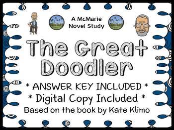 Dr. Seuss: The Great Doodler (Kate Klimo) Book Study / Comprehension