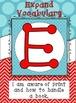 Dr. Seuss Theme CAFE Menu for Emergent Readers