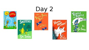 Dr. Seuss Theme, Inferences, and Ethical Discussions