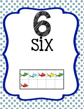 Dr Seuss Theme {Number Line}