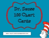 Dr. Seuss Themed 100 Chart Cards