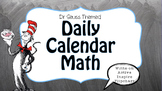 Dr. Seuss Themed {ActiveInspire ::Calendar Math Flip Chart::}