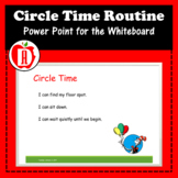 Dr. Seuss Themed Circle Time PowerPoint