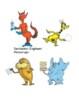 Dr. Seuss Themed Classroom Jobs Cartoons