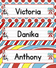 Dr. Seuss-Themed Name Plates (20 DESIGNS!)