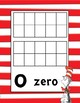 Dr. Seuss Themed Number Cards 0-20