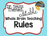 Dr Seuss Theme {WBT Rules}