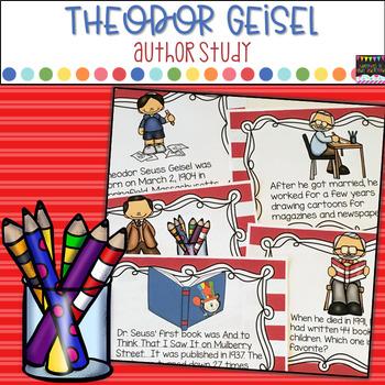 Theodor Geisel Author Study