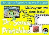 There's A Wocket in my Pocket! printables