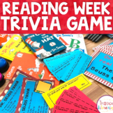 Literacy Week Trivia Game