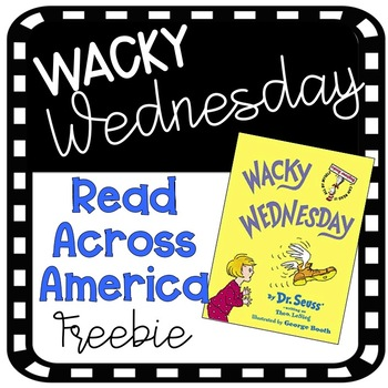 Dr. Seuss Wacky Wednesday