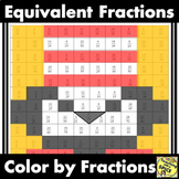 RHYME TIME Equivalent Fractions / Skunk