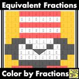 RHYME TIME Equivalent Fractions / Skunk