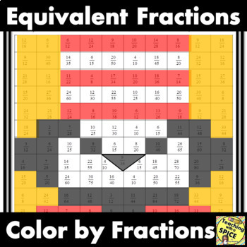 RHYME TIME Equivalent Fractions